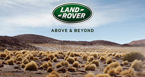100% Hybrid. 100% Land Rover