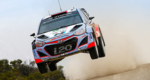 Echipa Hyundai Motorsport a acumulat experienta in Raliul Mexicului