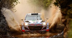 Echipa Hyundai Motorsport si-a consolidat pozitia in top cinci inaintea ultimei zile din Raliul Mexicului