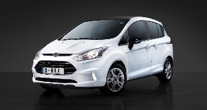 Ford prezinta noul si atragatorul B-MAX Colour Edition