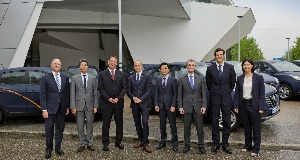 Hyundai a livrat o flota de 50 de unitati primei companii  care ofera servicii de car sharing (utilizare in comun) pe baza de autovehicule fuel cell