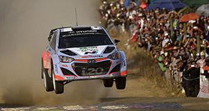 Hyundai Motorsport a incheiat Raliul Mexicului in top cinci