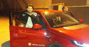 L-am însoțit pe Smiley la Oradea, într-un Range Rover Evoque