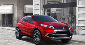Mitsubishi Motors la Salonul Auto de la Geneva. Conceptul XR-PHEV – Agilitate