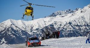 Noua generatie i20 WRC debuteaza cu o clasare pe podium in Raliul Monte-Carlo