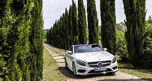 Noul Mercedes-Benz Clasa S Coupe
