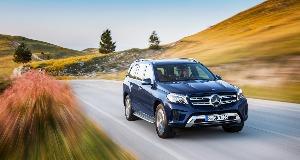 Noul Mercedes-Benz GLS:  performanta de prima clasa pe trasee on si off-road