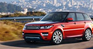 Noul Range Rover Sport a fost desemnat SUV-ul Anului de catre Top Gear