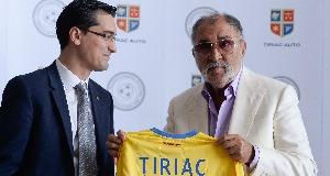 Tiriac Auto, noul partener al Federatiei Romane de Fotbal si al echipei nationale