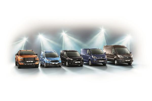 Ford liderul vanzarilor de vehicule comerciale din Europa in 2015