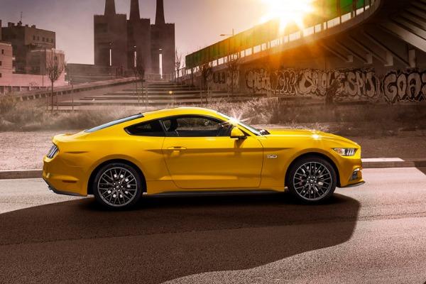 Ford Mustang: Masina sport cu cele mai mari vanzari din lume in prima jumatate a lui 2015