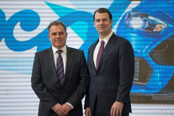 Ford va construi SUV-ul de mici dimensiuni EcoSport la fabrica din Romania incepand de anul viitor