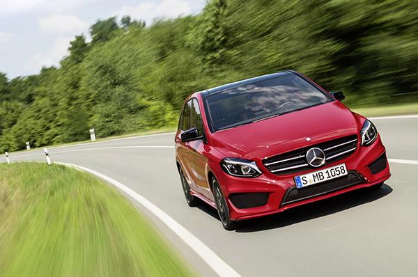 Noua Clasa B: Facelift major pentru modelul sports tourer din gama Mercedes-Benz