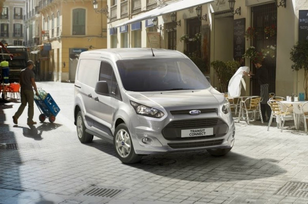 Noul Ford Transit Connect