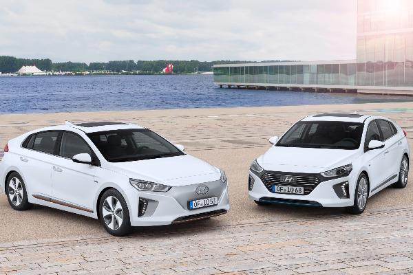Noul Hyundai Ioniq a obtinut calificativul maxim de cinci stele la testele Euro NCAP