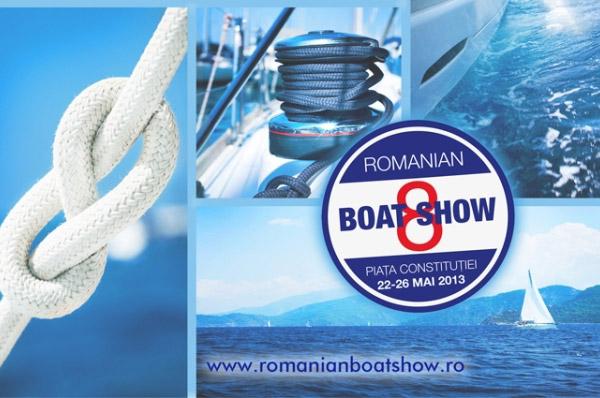 Romanian Boat Show Editia a 8-a