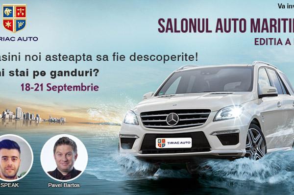 Salonul Auto Maritimo - Editia a III-a