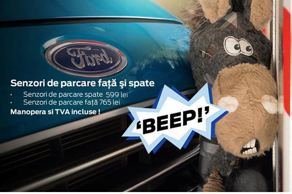 Senzori de parcare Xvision pentru modelul tau Ford
