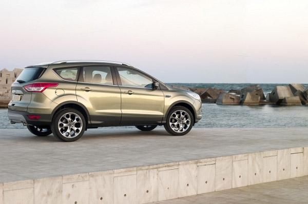 Testeaza noul Ford Kuga la Open Doors Weekend Kuga!