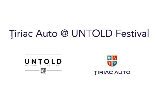 Tiriac Auto @ UNTOLD festival