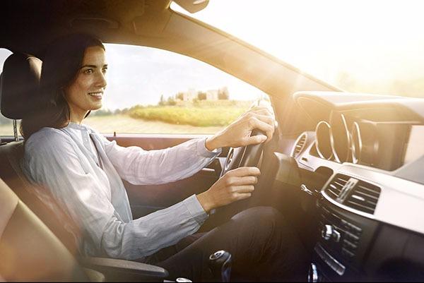 Conduceți cu toate simturile