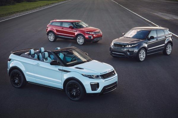 Editie Speciala Range Rover Evoque