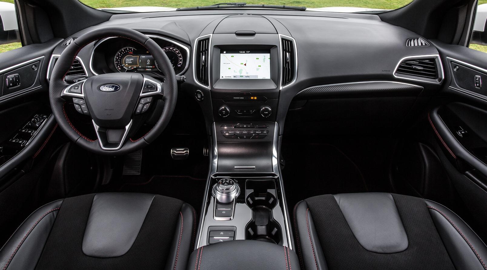 Noul Ford Edge lansat in 2018