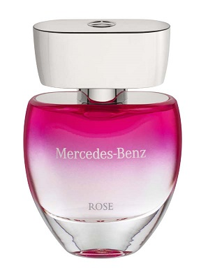 Rose Eau de Toilette Mercedes-Benz