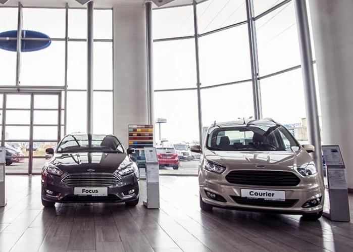 Ford, Hyundai, Mercedes-Benz I Constanta