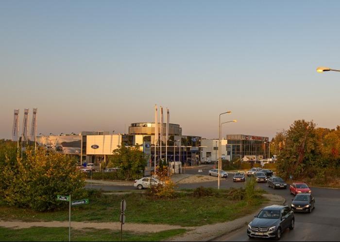 Ford I Baneasa, Bucuresti