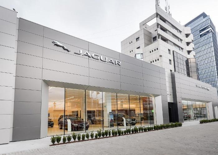 Jaguar, Land Rover I Pipera, Bucuresti