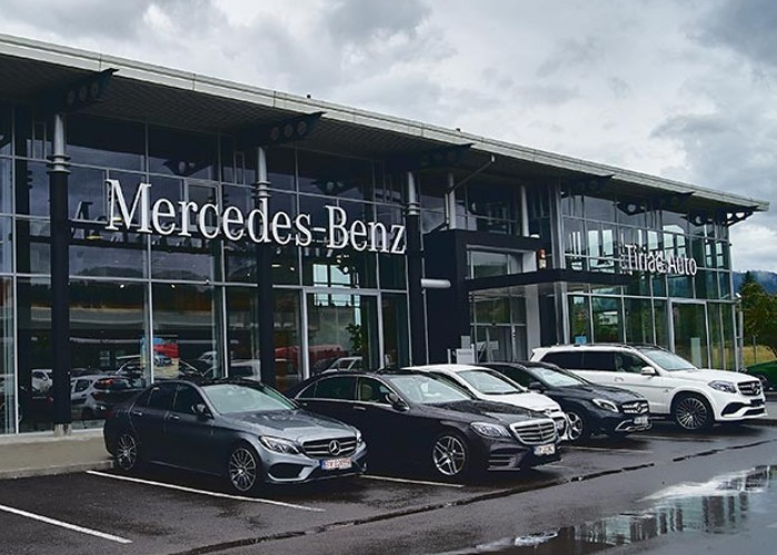 Mercedes-Benz I Brasov