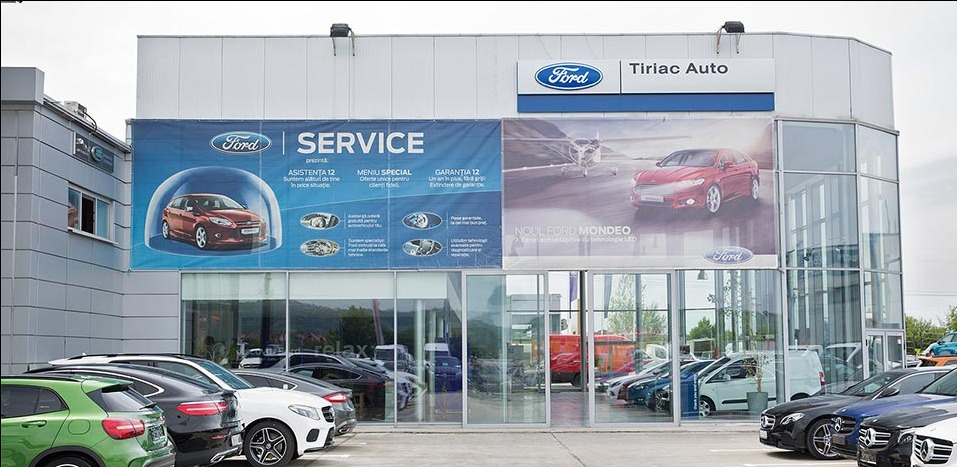 Ford, Mercedes-Benz, Hyundai, Mitsubishi I Oradea