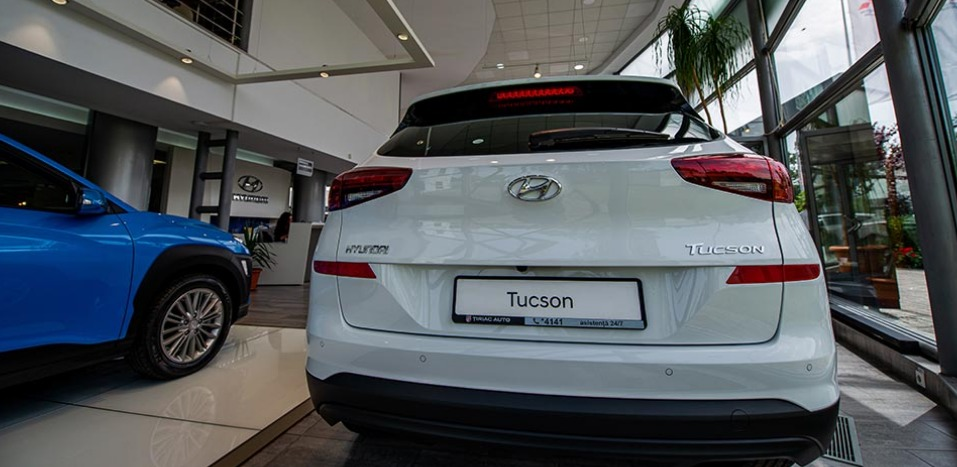 Hyundai I Bucuresti