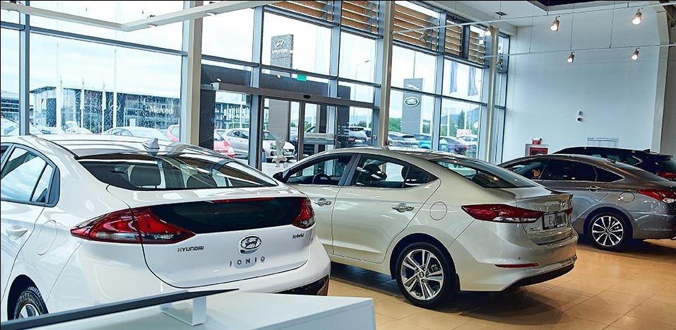 Hyundai, Land Rover, Jaguar, Mitsubishi I Brasov
