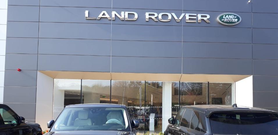 Jaguar, Land Rover I Bucuresti