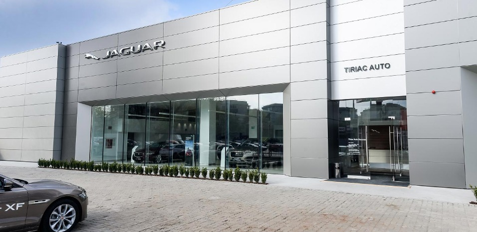 Jaguar, Land Rover I Pipera, Bucuresti