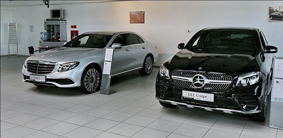 Mercedes-Benz Pitesti