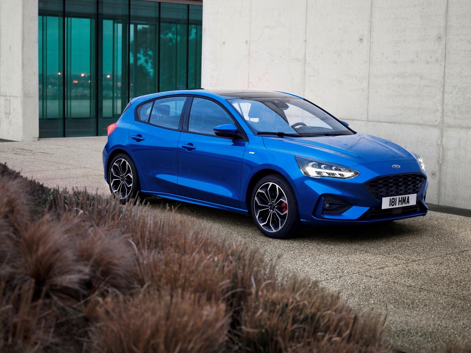 Noul Ford Focus 2018