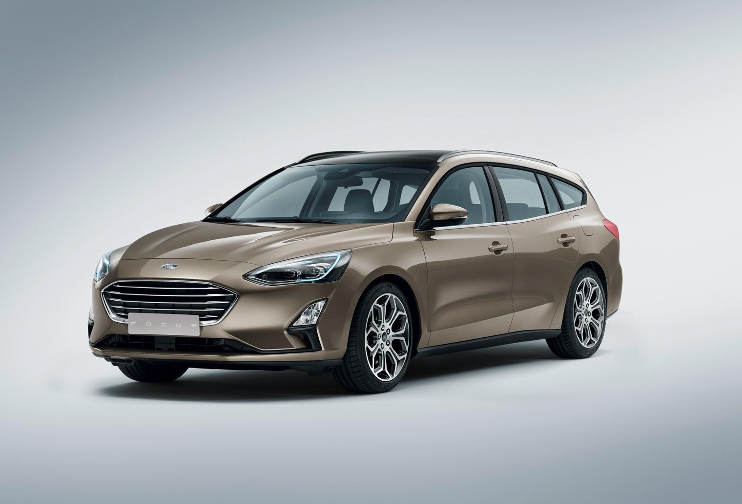 Noul Ford Focus aprilie 2018