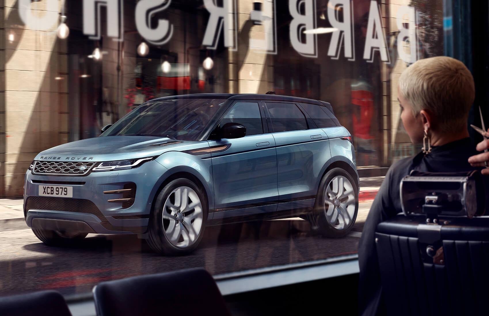 Range Rover Evoque Business Edition- 33.900 EUR