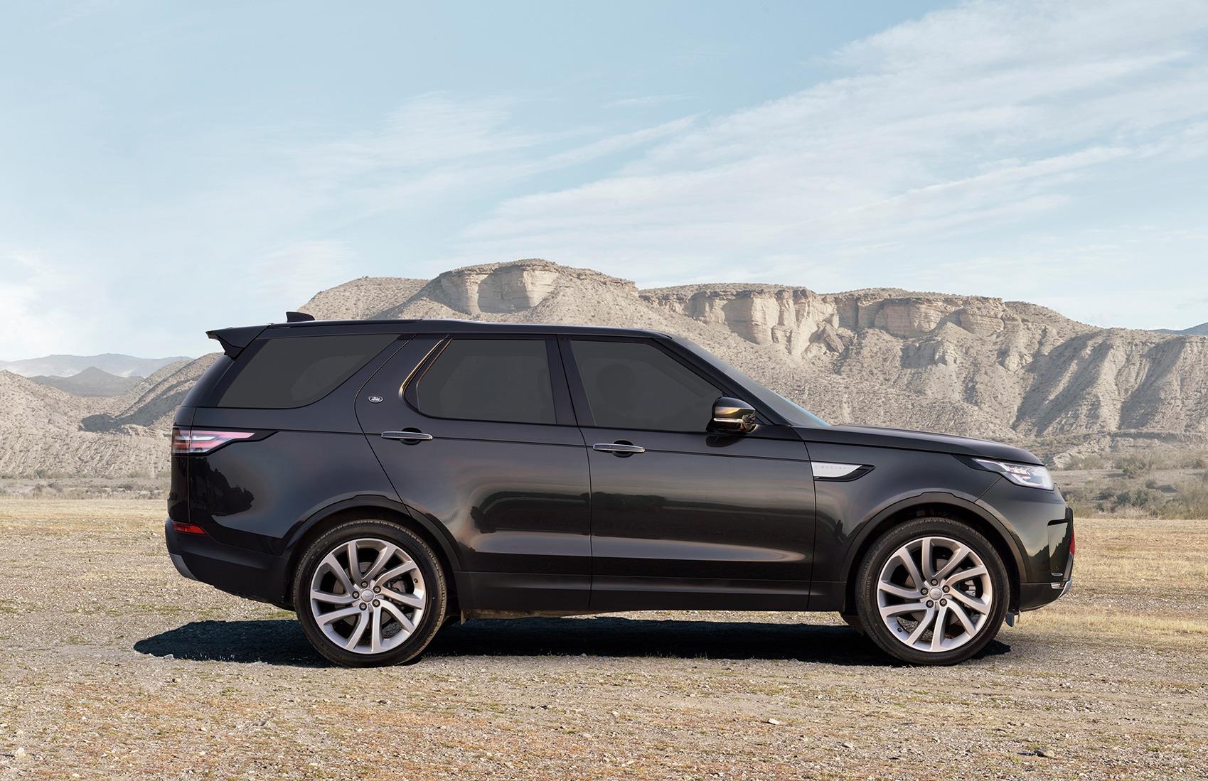 Land Rover Discovery- Avantaj 12.500 EUR