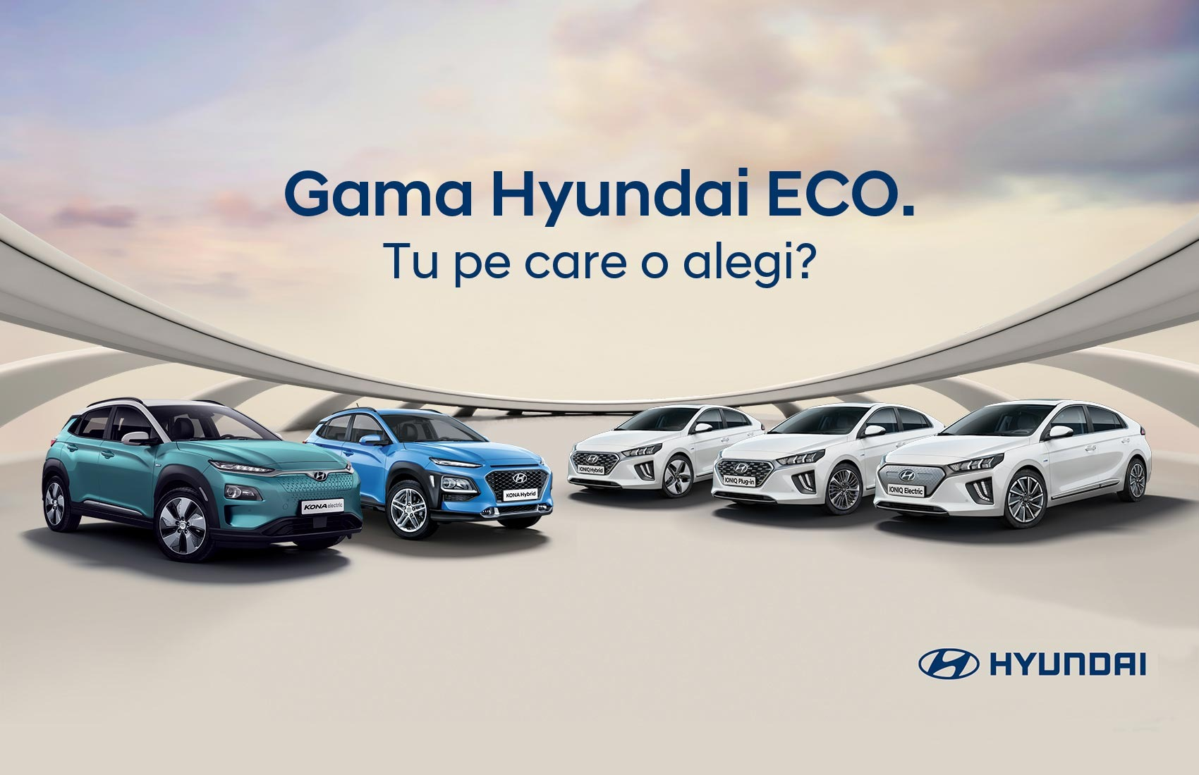Descopera gama Hyundai ECO