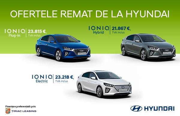 Descopera ofertele Hyundai pentru programul Rabla Plus 2021