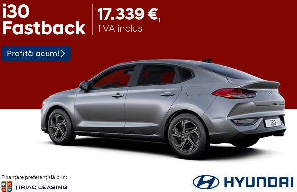 Ofertele Remat de la Hyundai