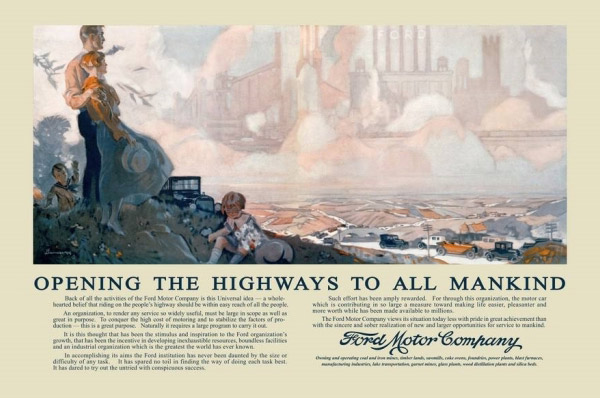 150 de ani de la nasterea lui Henry Ford