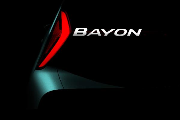 Bayon – viitorul model SUV al gamei Hyundai