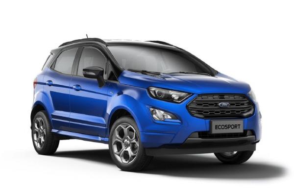 Black Friday - Ford EcoSport - avantaj client de pana la 5.700 € TVA inclus*