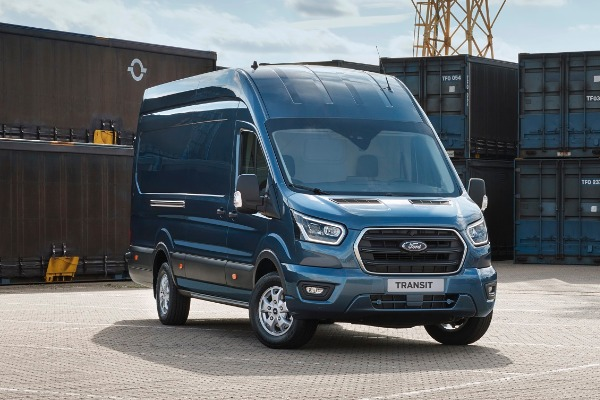 Black Friday - Noul Ford TRANSIT VAN TREND -  avantaj client de pana la 6.000 € fara TVA*