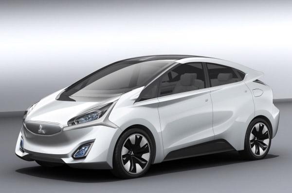 Conceptul Mitsubishi CA-MiEVVehiculul electric suburban